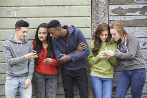 Cellphone Addiction Among Teens